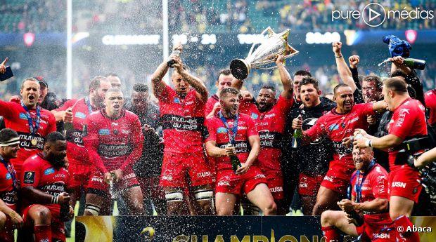 Audiences succ s pour la finale de la coupe d 39 europe de - Retransmission coupe d europe de rugby ...