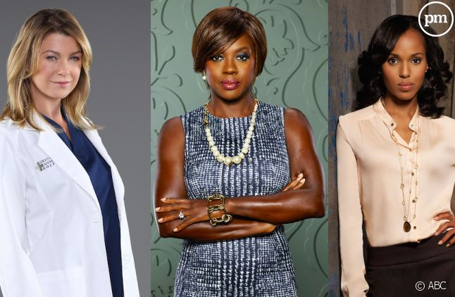 """Grey's Anatomy"", ""How to Get Away With Murder"" et ""Scandal"" renouvelées"