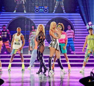 Britney Spears et Iggy Azalea aux Billboard Music Awards...