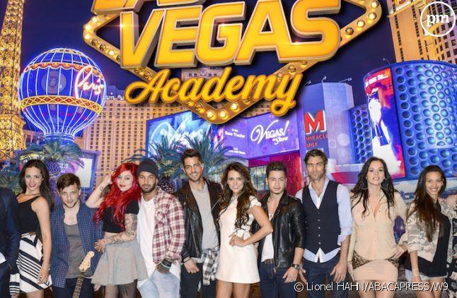 """Quelle audience pour le lancement de """"Las Vegas Academy"""" sur W9 ?"""