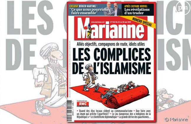 """Marianne et les """"complices de l'islamisme"""""""