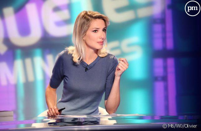 """Sidonie Bonnec, bientôt à la tête des """"Maternelles"""" sur France 5."""