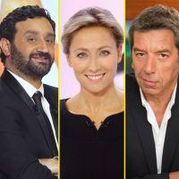 TV Notes 2015 : Nagui, Barthès, Sublet, Damidot, Bern... Quels sont les animateurs de la saison ?