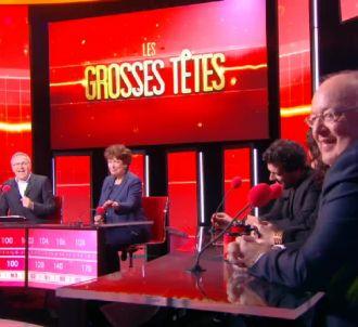 Laurent Ruquier fait gaffer Roselyne Bachelot dans les...