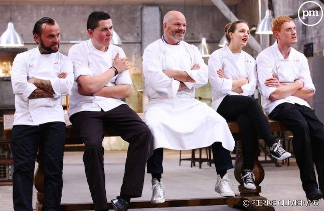 """Qui peut battre Philippe Etchebest dans """"Top Chef"""" 2016 ?"""