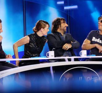 Le jury de 'Nouvelle Star' 2016