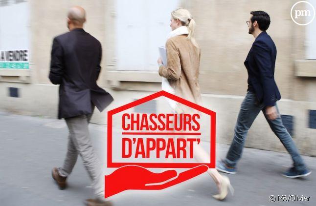 """""""Chasseurs d'appart"""" sur M6"""