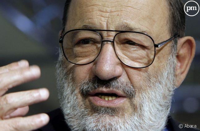 Arte rend hommage à Umberto Eco.