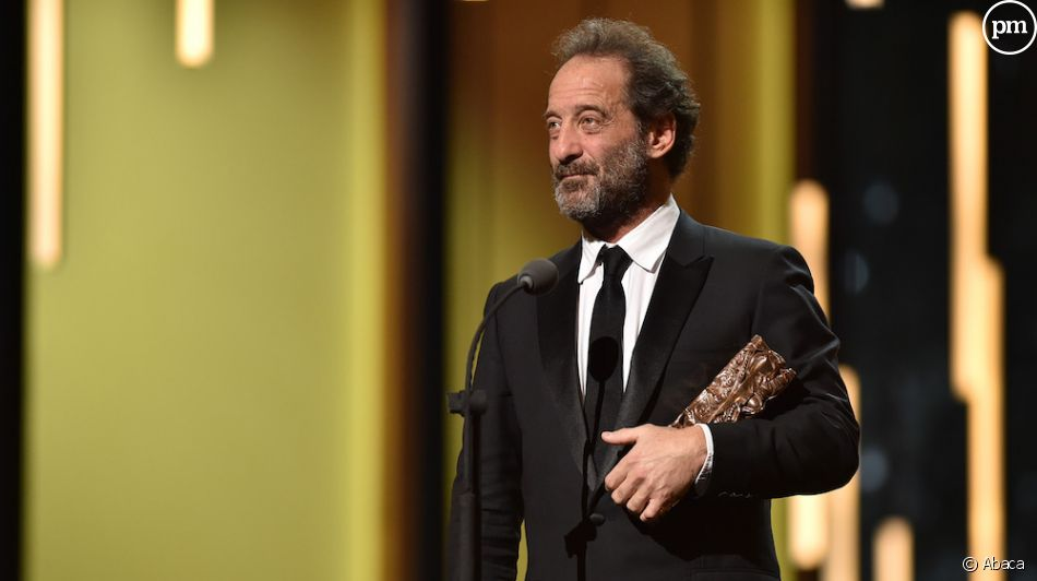 Vincent Lindon sacré meilleur acteur lors de la 41eme cérémonie des César