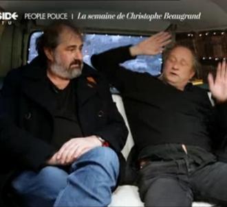Benoît Poelvoorde éméché dans '<span class='st'>50 mn...
