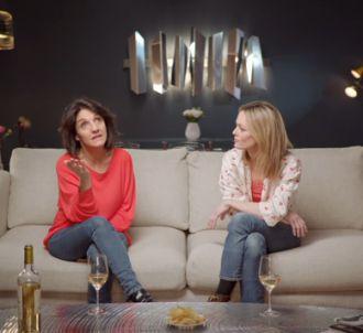 César 2016 : Florence Foresti et Vanessa Paradis dans...