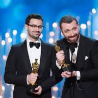 Oscars 2016 : Sam Smith recadré après une gaffe lors de son discours