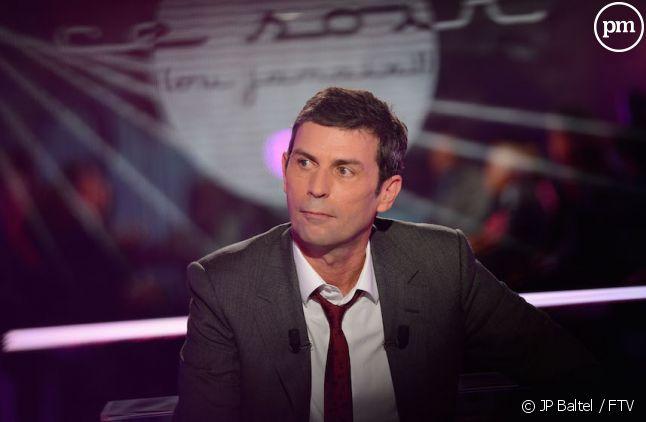 """Frédéric Taddeï présente """"Ce soir (ou jamais !)"""" depuis 2006"""