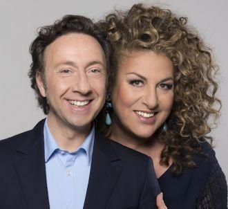 Stéphane Bern et Marianne James commentent l'Eurovision...