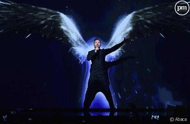 Sergey Lazarev représentait la Russie à l'Eurovision 2016