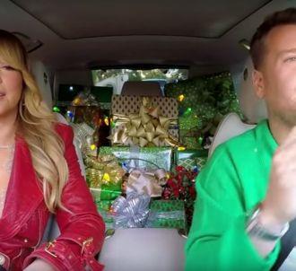 Carpool Karaoke spécial Noël