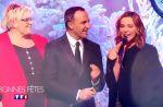 """Clip de Noël : Les animateurs de TF1 se retrouvent sur le parquet de """"Danse avec les stars"""""""