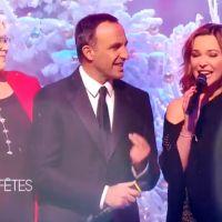 Clip de Noël : Les animateurs de TF1 se retrouvent sur le parquet de