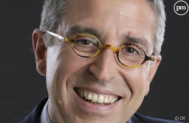<span>Arnaud de Puyfontaine, président du directoire de Vivendi.</span>