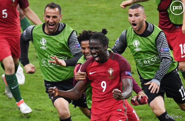 La finale de l'Euro 2016