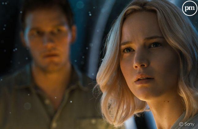 "Jennifer Lawrence dans ""Passengers"""