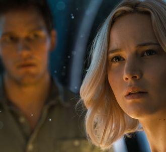 Jennifer Lawrence dans 'Passengers'