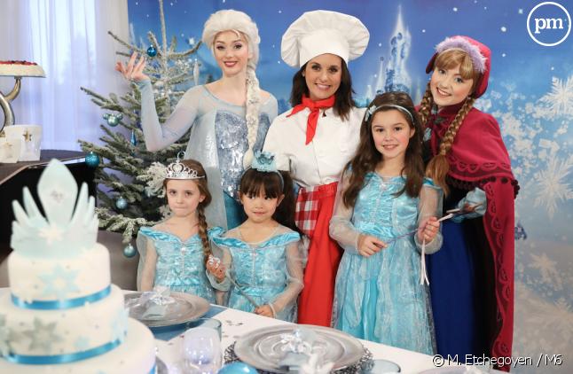 Les princesses Disney à l'honneur sur M6