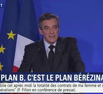 François Fillon, sur BFMTV.