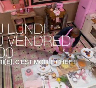 'Chéri(e), c'est moi le chef !' à 17h sur France 2