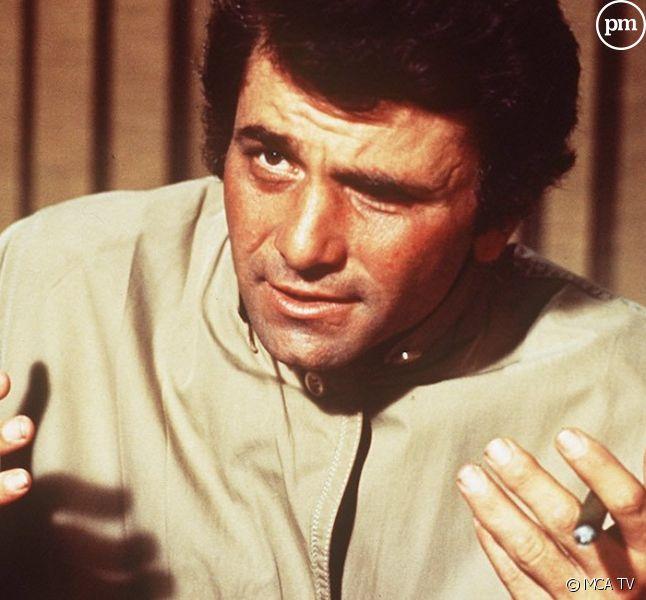 "Peter Falk dans ""Columbo"""