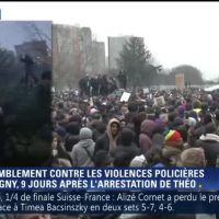 Affaire Théo : Les médias au coeur d'une situation très tendue à Bobigny