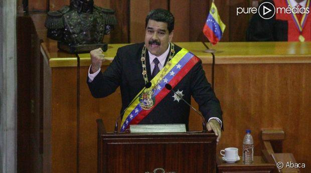 Sanctions à l'encontre du vice-président vénézuelien — Etats-Unis