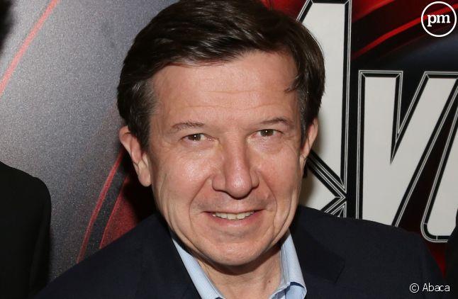 Gilles Pélisson, PDG de TF1