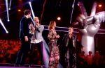 """The Voice"" : M. Pokora, Florent Pagny, Zazie et Mika reprennent ""Sympathy for the Devil"""