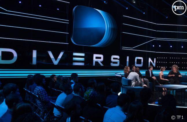 """""""Diversion"""" revient sur TF1"""