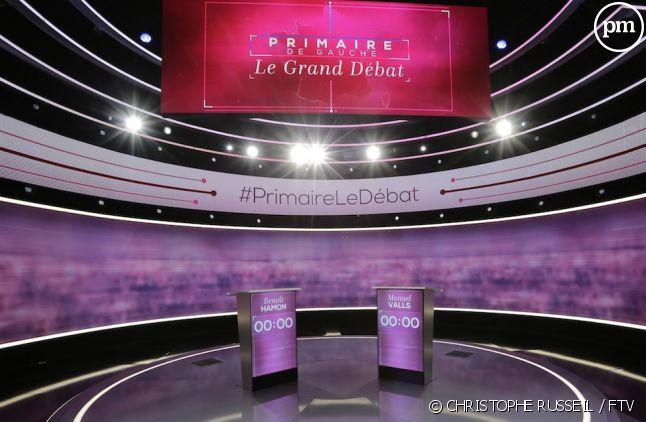 """""""Primaire de Gauche : le grand débat"""""""