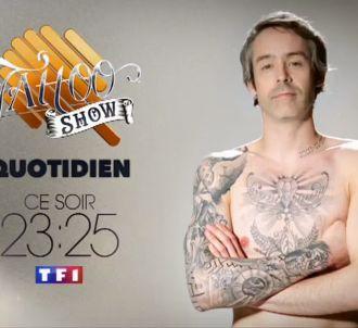'Quotidien : le Tattoo Show' à 23h25 sur TF1