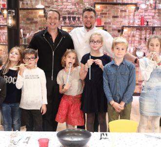 Norbert Tarayre et Stéphane Rotenberg dans 'Top Chef' 2017