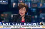 François Bayrou non-candidat : Le mea culpa de Ruth Elkrief sur BFMTV