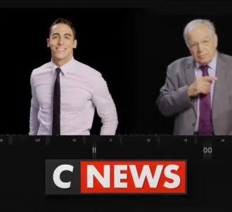 Lancement de CNews