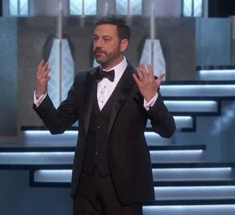 Le monologue d'ouverture des Oscars 2017 de Jimmy Kimmel
