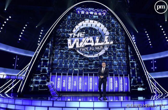 "TF1 lançait ""The Wall"" hier soir"