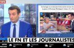 """Clash dans """"C à vous"""" : Florian Phillippot répond à Anne-Sophie Lapix"""