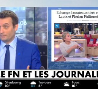 Florian Philippot sur CNews