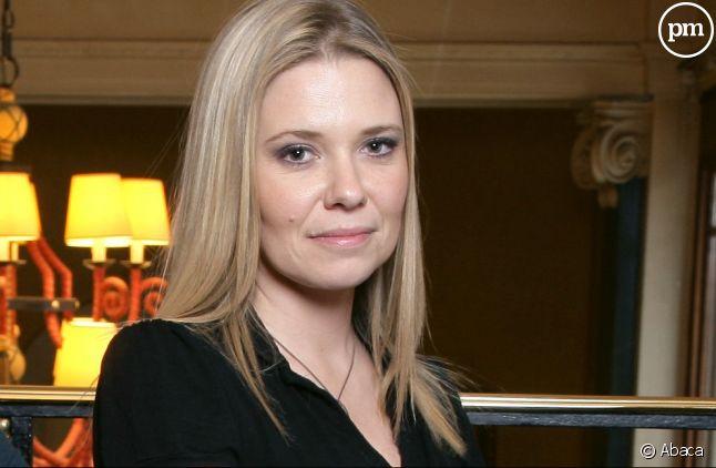 La journaliste Aude Lancelin.