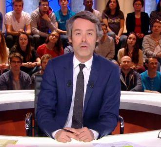 Yann Barthès, sur TMC.