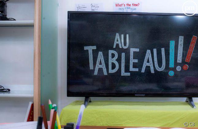 """""""Au tableau !!!"""""""