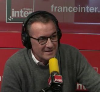 Christophe Dechavanne évoque 'The Wall' sur France Inter