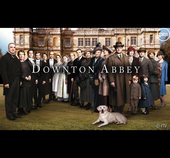 """""""Downton Abbey"""", bientôt le film ?"""