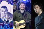 Disques : Les Enfoirés résistent, Ed Sheeran écrase la concurrence, Saez démarre bien